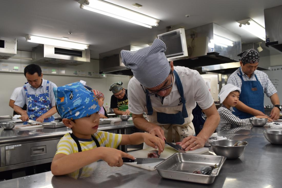 平成30年6月23日「子育て支援センターおだぴよとコラボした料理教室」を開催しました!!