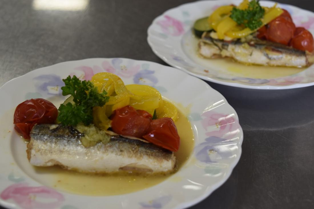 旬の地魚と小田原いちばやさいを使用した料理教室を開催します