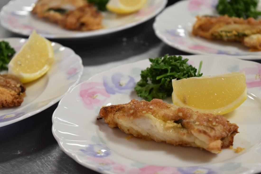 平成30年12月1日「旬の地魚と小田原いちばやさいを使った女性のための料理教室」を開催しました!!